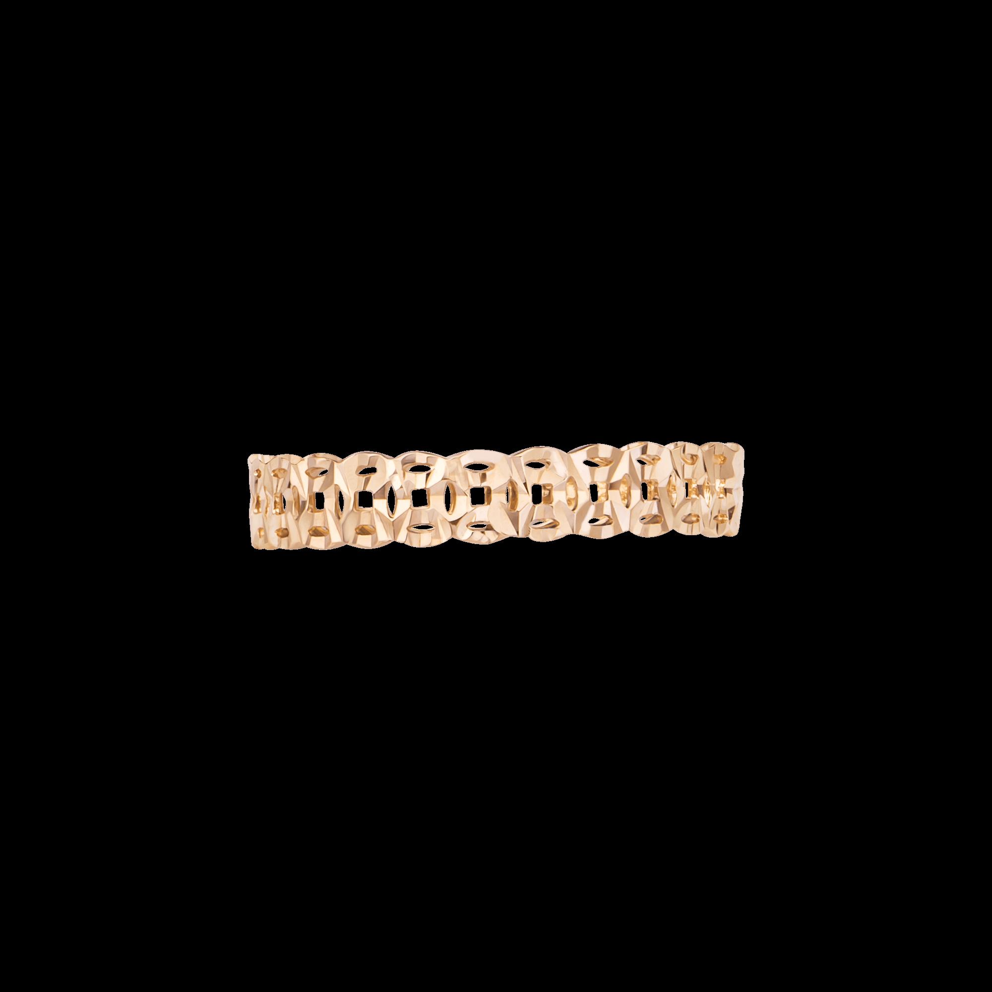 Nhẫn Kim Tiền Vàng 18K PNJ 0000Y000389