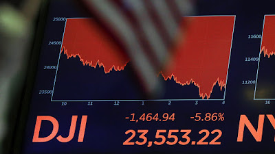 The Dow just dropped into a Bear Market — How long will the downturns last