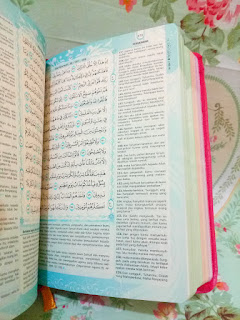 al-quran wanita, al-quran wanita arkadia, al-quran arkadia rainbow, al-qurna wanita arkadia rainbow