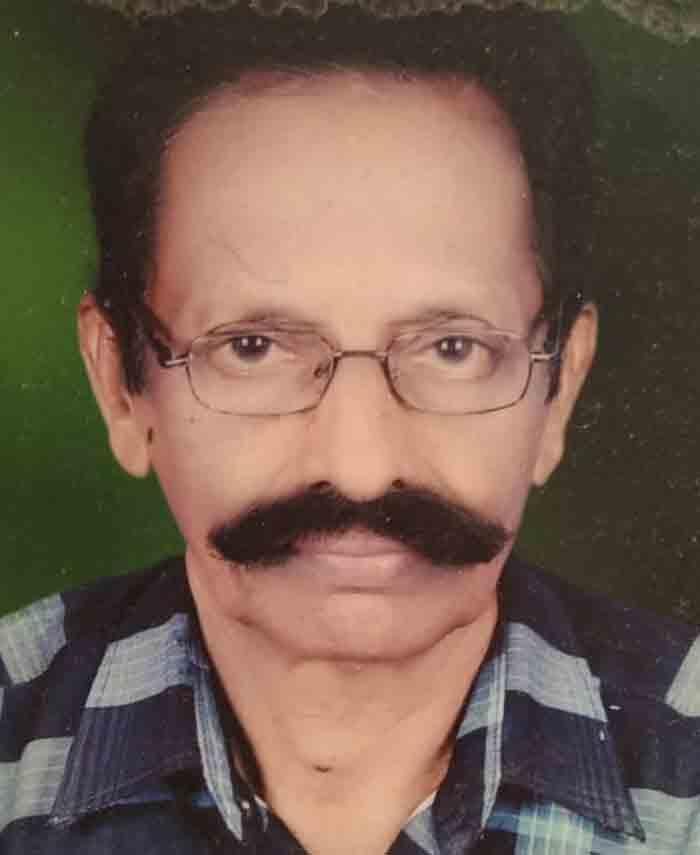 News, Obituary, Kerala, Kasaragod, ASI Ramachandran, Cheruvathoor,