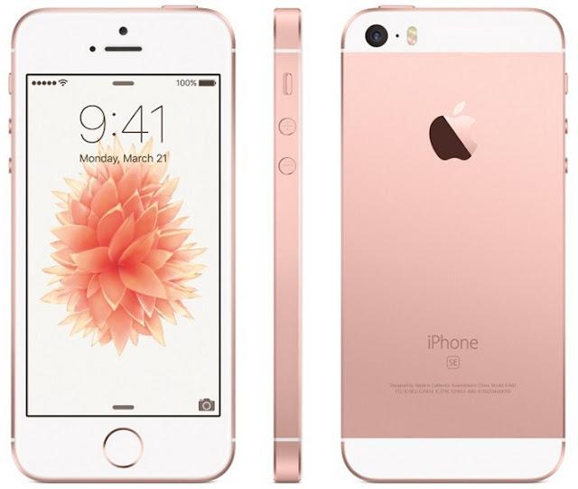 Apple bukan merilis smartphone kelas premium menyerupai yang dinanti Ini Dia Harga iPhone SE di Indonesia untuk Bulan Mei 2018, New!