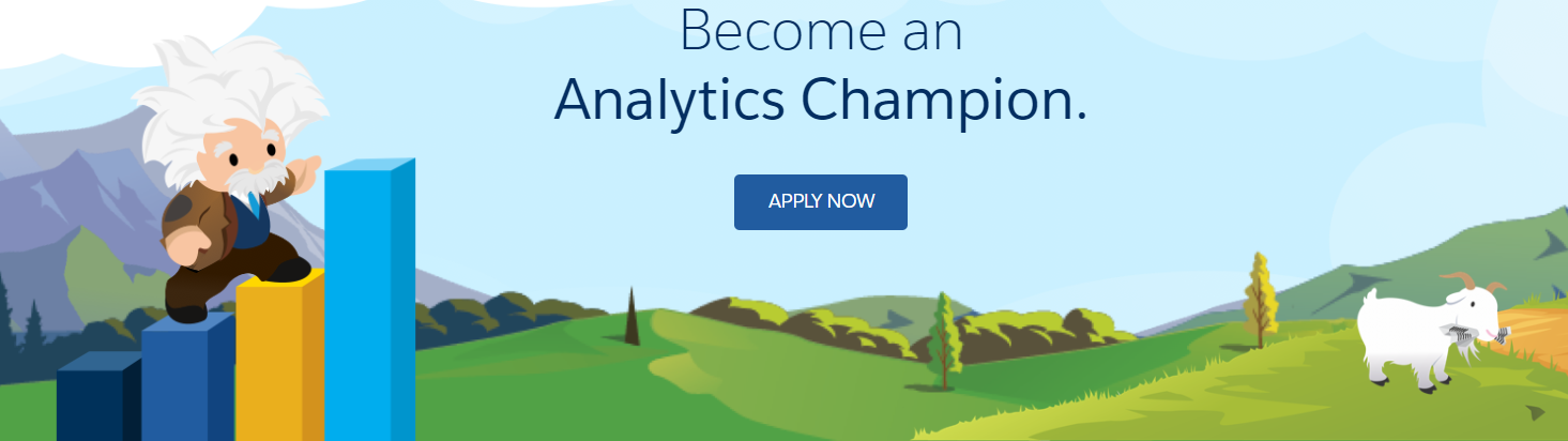 Salesforce Analytics Champions