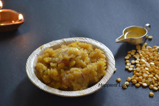 Hayagreeva Maddi - Udupi Recipe