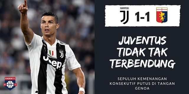 Juventus Tidak Tak Terbendung