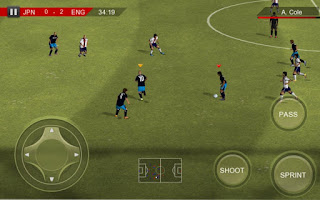 Real Football 2012 Apk + Data Obb [MOD App]- Free Download Android Game