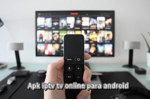 Apk iptv tv