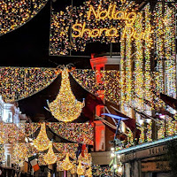 Dublin Photos: Grafton Street decorated for Christmas
