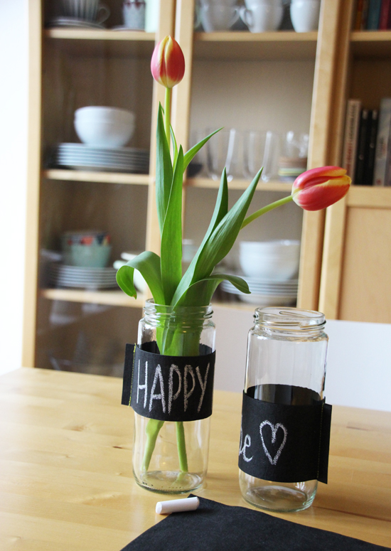 binedoro Blog, DIY, Blumengruß, Snappap, waschbares Papier, Grüße