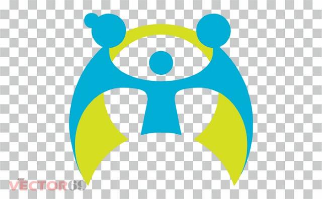 Logo Kementerian Pemberdayaan Perempuan dan Perlindungan Anak Indonesia - Download Vector File PNG (Portable Network Graphics)
