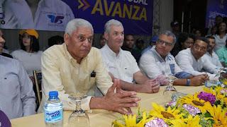 GONZALO ENCABEZA PROCLAMACION DE CARELA EN NIGUA Y OTRAS ACTIVIDADES EN SC