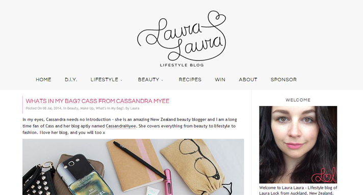 PRESS — CassandraMyee | NZ Beauty Blog