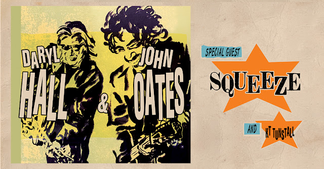 Daryl Hall & John Oates announce summer tour  Photo: Live Nation