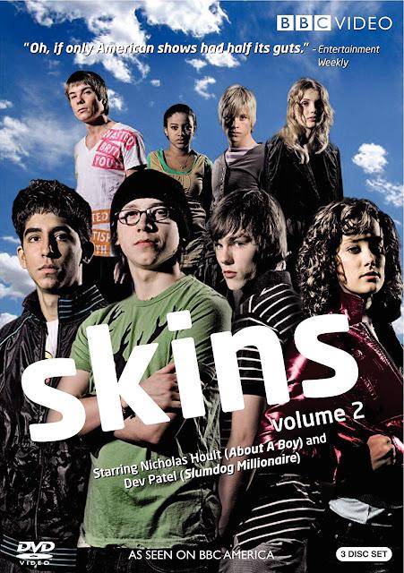 Skins – Temporada 2