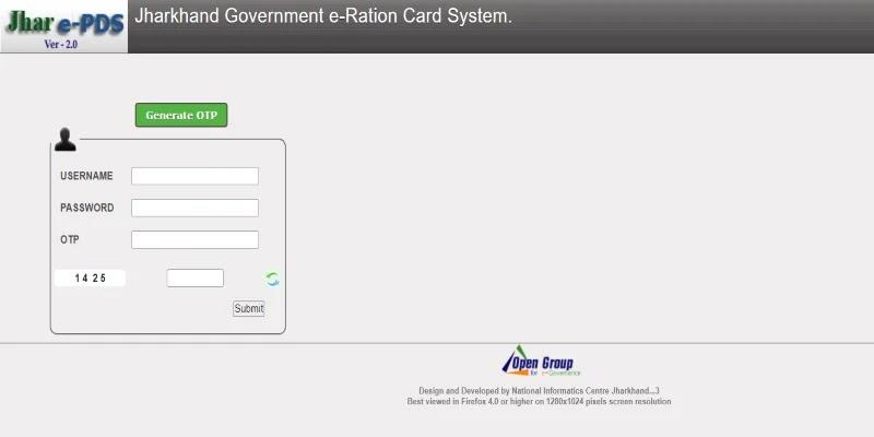 झारखंड राशन कार्ड लिस्ट 2021: ई-राशन कार्ड नई सूची, Jharkhand Ration Card List