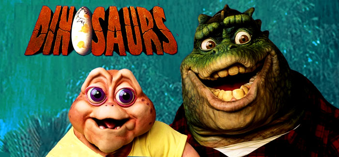 Dinosaurios Jim Henson Productions 1991