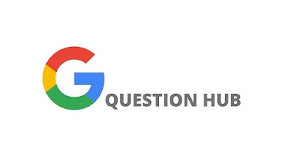 what is google question hub in marathi