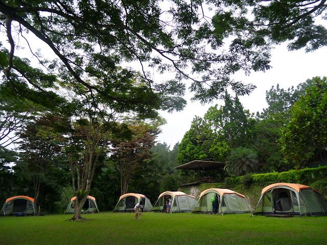 Camping Ground Situ Gunung