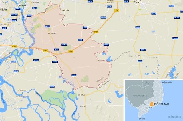 Con trai cán bộ TP.HCM sở hữu gần 1.000 hécta đất Long Thành: có phải cướp mà có được?