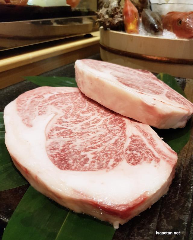 A5 Japanese Wagyu Beef