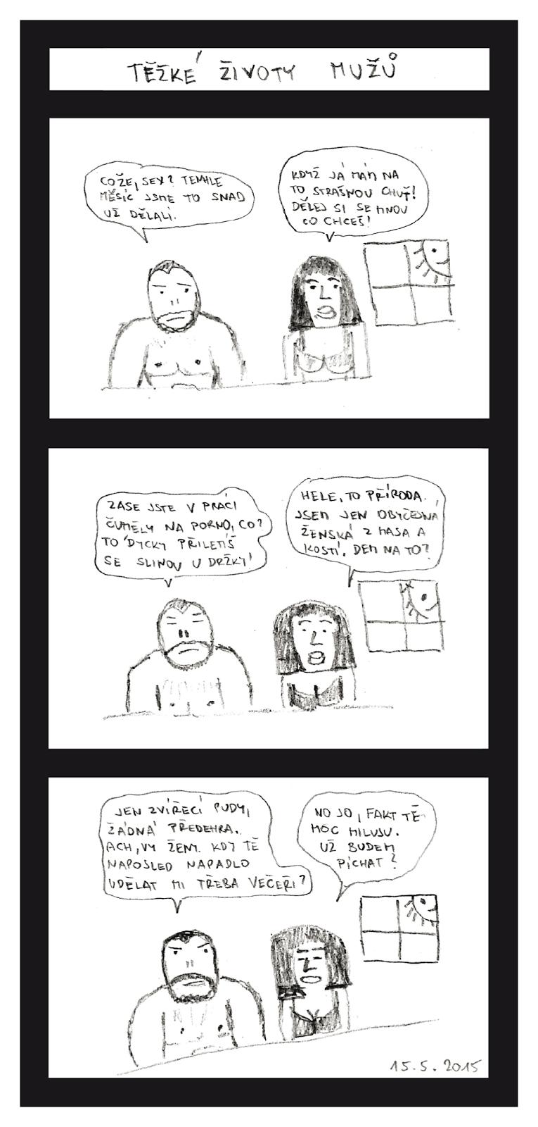 Porno komiksy pre ženy