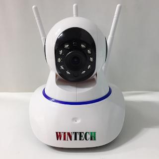 Camera WiFi WinTech WTC-IP309 Độ phân giải 1.0MP  Giá bán lẻ chính hãng: 1,250,000đ