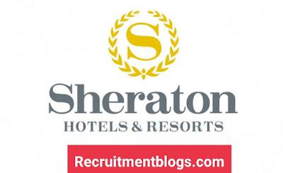 Fresh graduate HR Officer At Sheraton Cairo Hotel