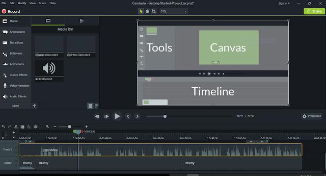 Camtasia Studio 9.1.0 Full Version Terbaru