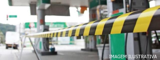 Pedido de abertura de postos de combustíveis em Roncador foi indeferido!