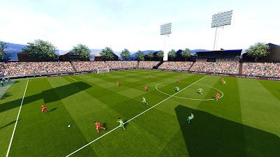 PES 2021 Ghazi Stadium