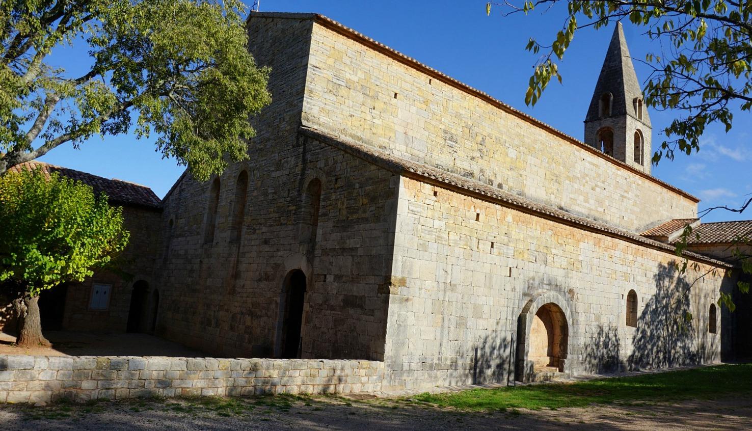 Le Thoronet Abbey