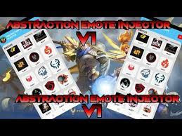 Abstraction Emote Injector Apk