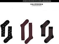 Logo Calzedonia ''Festa del Papà 2020'': spese gratis sempre e calzini da € 1,75