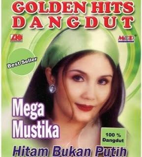 Mega Mustika - Dingin ( Karaoke )