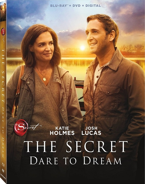 The Secret: Dare to Dream arrives on Blu-ray and DVD on September 22 (Lionsgate)