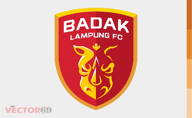 Logo Badak Lampung FC - Download Vector File AI (Adobe Illustrator)