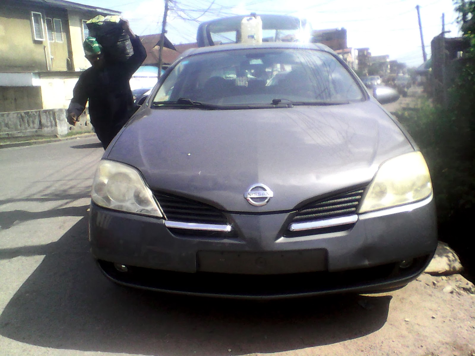 2005Model Nissan Primera For Sale In Lagos Nigeria***Tokunbo ...