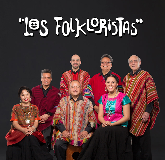 EL Trashumante de la Noche, Los Folkloristas  Cantando raíces en el Iris ¡