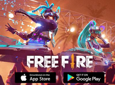 لعبة فري فاير Free Fire من اشهر العاب الباتل رويال battle royale في العالم