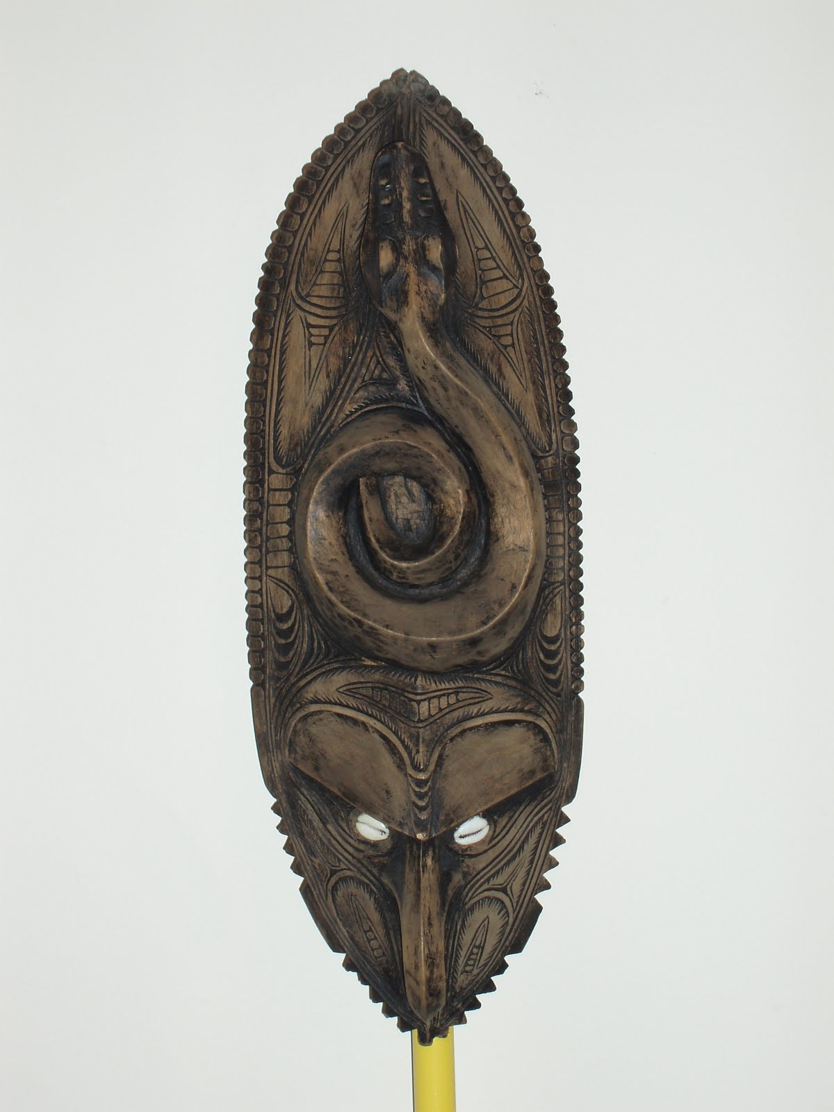 Masks of the World - Mascaras del Mundo: Oceania