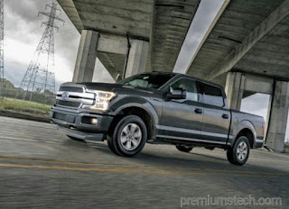 2018 Ford F-150: pickup best-seller gets tow and FuelEco ...