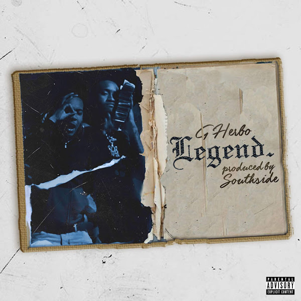 G Herbo - Legend - Single Cover