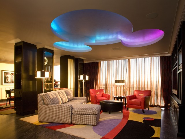 Disneyland Scoop Mickey Mouse Penthouse Suite At