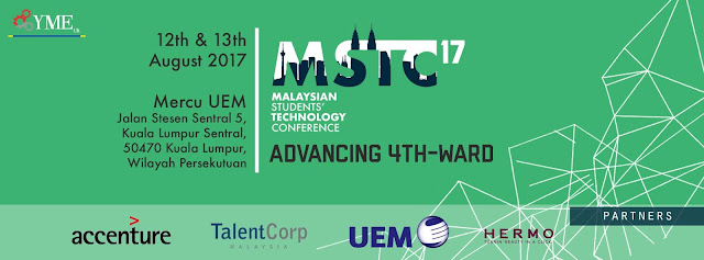 Malaysian Students' Technology Conference - MSTC‎