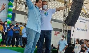 Fábio Gentil e Paulinho oficializam chapa para a disputa da reeleição em convenção partidária