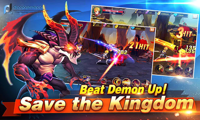 Brave Fighter 2 Frontier Free Mod APK Latest Version