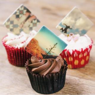 Des photos Instagram transformées en chocolat