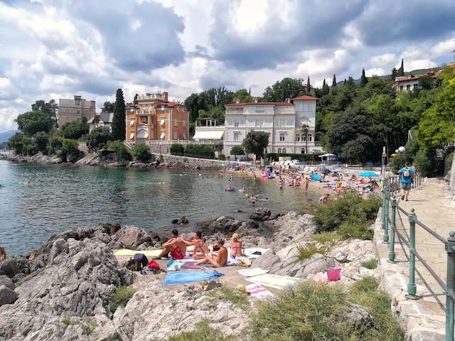 Plaža Lipovica Opatija