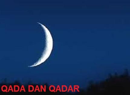 Qada dan Qadar