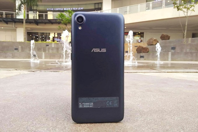 ASUS Zenfone Live L1 Review Camera