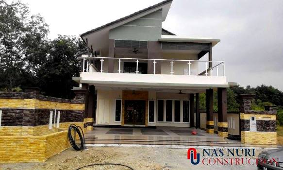 Kontraktor Rumah Shah Alam Nas Nuri Construction Cerita Ceriti Ceritu Mamapipie